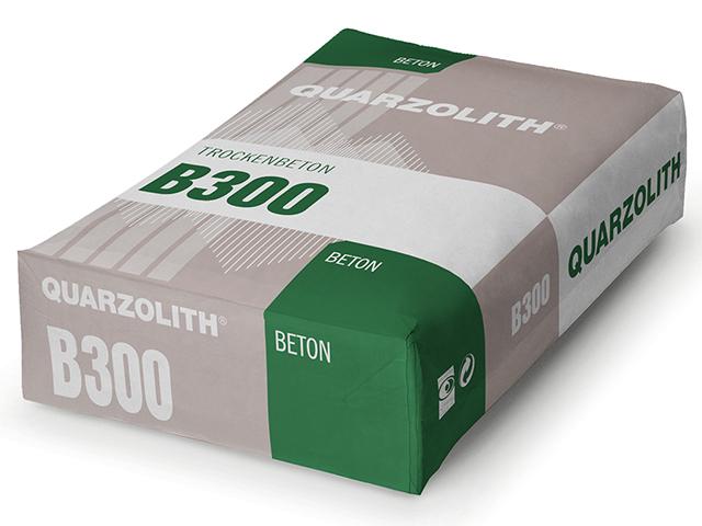 Trockenbeton B300