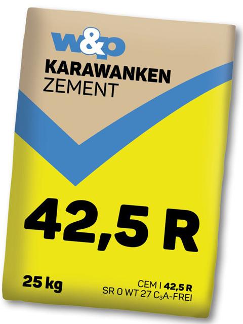 Karawanken Zement