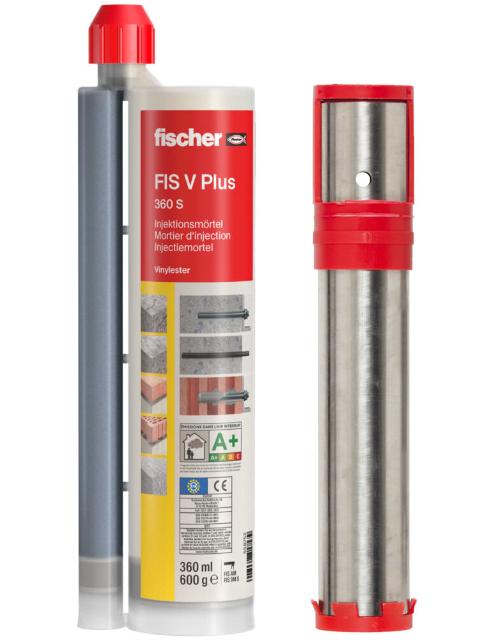 Wetterschalen-Saniersystem FWS II