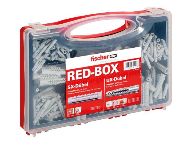Artikelbild FIS RED BOX Duopower+Schraube
