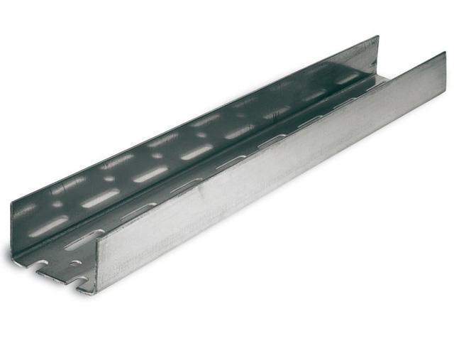 Produktbild UA-Profil 100x40x2,0 2650 mm