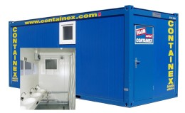 03         Sanitärcontainer / WC-Container