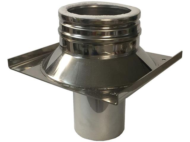 Produktbild Grundplatte für Kaminverlängerung