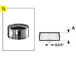 Produktbild Kondensatschale mit Ablauf