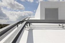 Monarfin FPO für mechanisch befestigte Dachsysteme