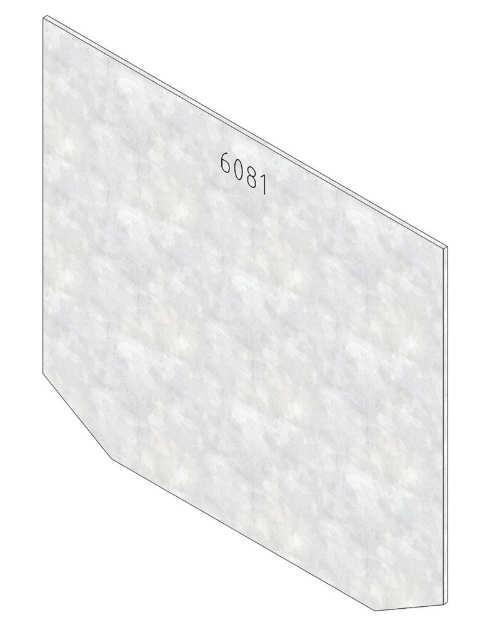 FASERFIX®SUPER 100, Stirnwand