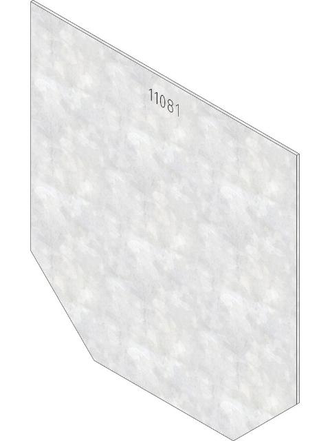FASERFIX® KS 150, Stirnwand