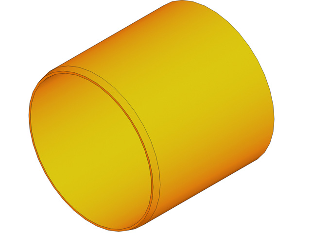 FASERFIX®PRO STANDARD 150, Kunststoff-Stutzen