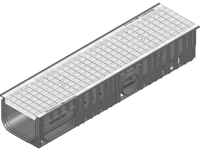 RECYFIX® STANDARD 200, Kombiartikel, Klasse B 125