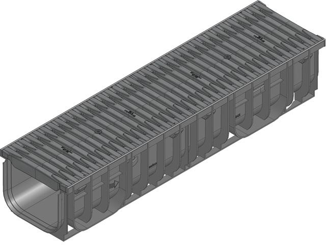 RECYFIX® PRO 200 Kombiartikel, Klasse B 125