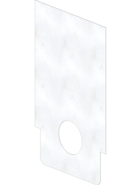 DRAINFIX® CLEAN 400, Zwischenwand