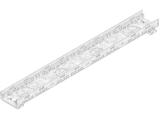 DACHFIX®STEEL 115, höhenverstellbar