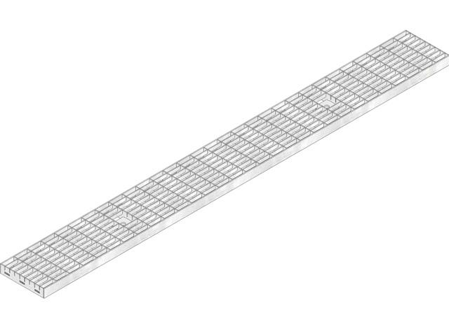 DACHFIX®STEEL 115, Gitterrost MW 30/10