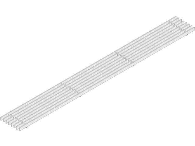 DACHFIX®STEEL 115, Längsstabrost