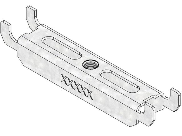DACHFIX®STEEL 115, Steckverbinder