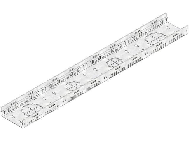 DACHFIX®STEEL 135, Bauhöhe 45 mm