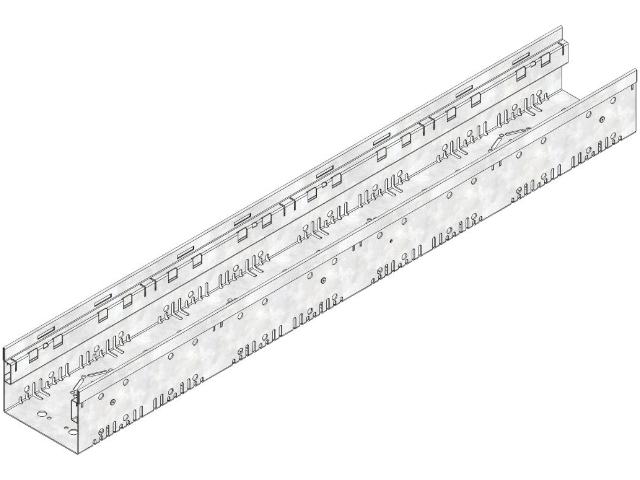 DACHFIX®STEEL 135, Bauhöhe 100 mm