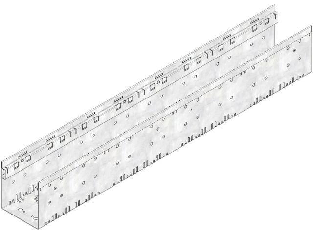 DACHFIX®STEEL 135, höhenverstellbar