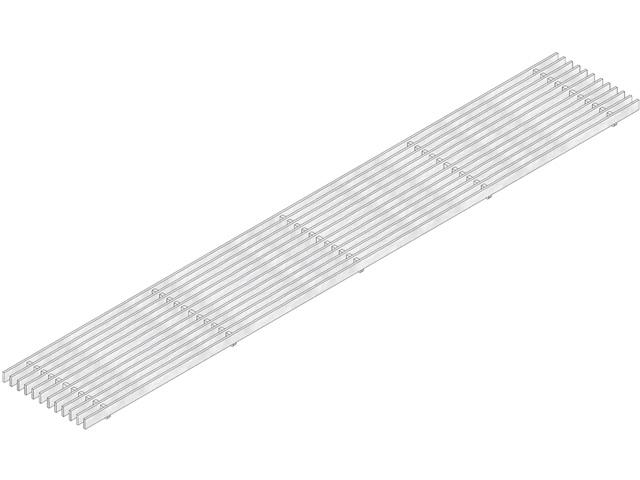 DACHFIX®STEEL 155, Längsstabrost