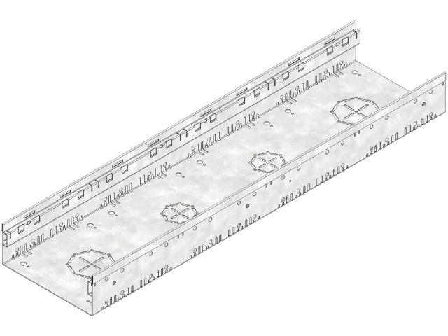 DACHFIX®STEEL 255, Bauhöhe 100 mm