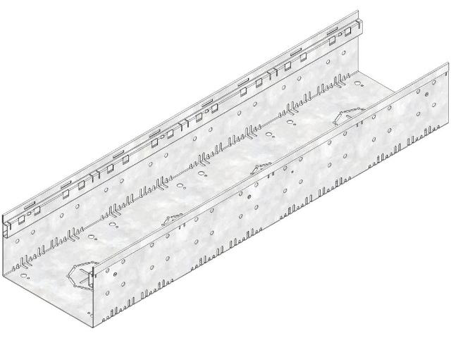 DACHFIX®STEEL 255, Bauhöhe 150 mm