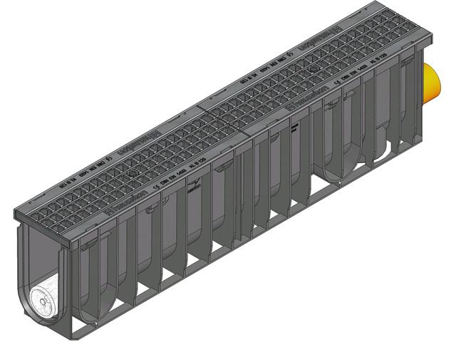 SPORTFIX® CLEAN 100 Filtrationsrinnen