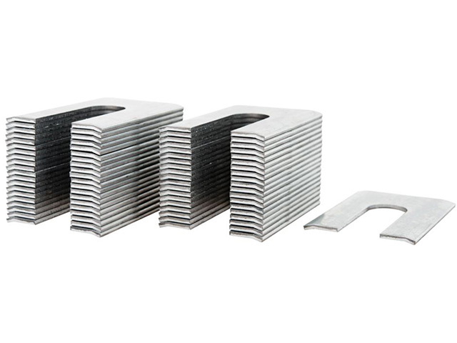 Produktbild 8 Stk. Ersatzabdeckkappen Dübelloch, Kunststoff weiß