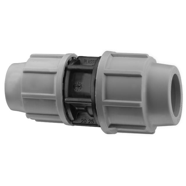 Plasson Verbinder (Typ 7110) 2 Dimensionen