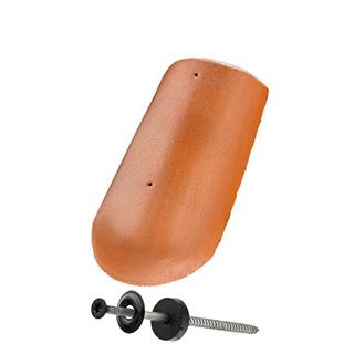 Produktbild Gratanfangstein glatt inkl. Glockenschraube