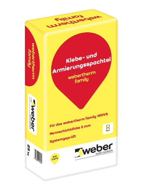 Produktbild weber.therm family, lose im Container (ab 4 TON)