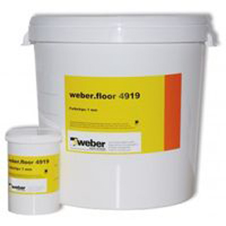Produktbild weber.floor 4919 RAL 9003 Signalweiß