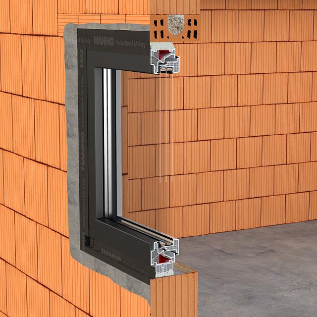 Fensteranschluss-System FA EASY