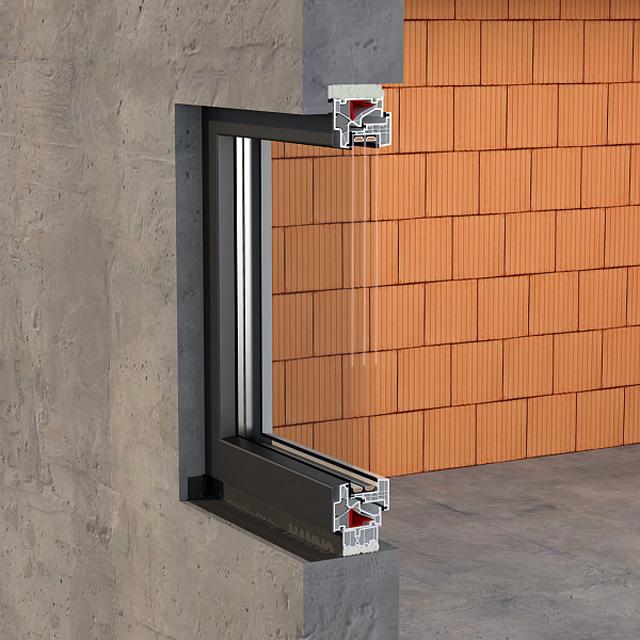 Fensteranschluss-System BG1