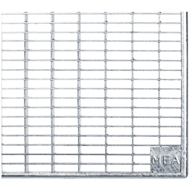 Gitterroste für PVC-Aufsätze MEAFLEX und Stahlaufsätze MEAVECTOR