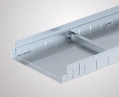005        BG-FLEX FA Fassadenrinne, RB 250 – VERZINKT