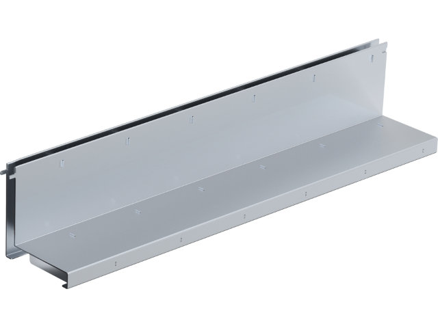 Produktbild Schlitzaufsatz E NW 150, 1000/173/143, SH 110, SW 12,5 mm