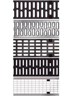 Roste für XtraDrain X 100 – Belastungsklasse C 250