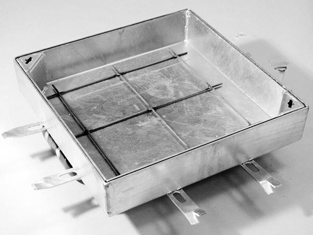 Produktbild Solid S/E Stahl verzinkt 1000x1000