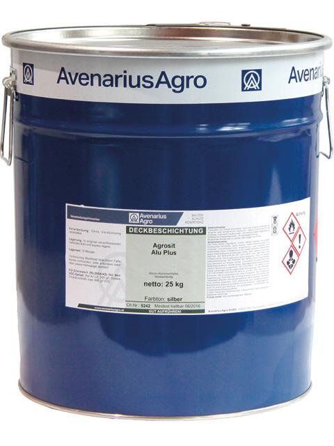 Produktbild Agrosit Alu Plus