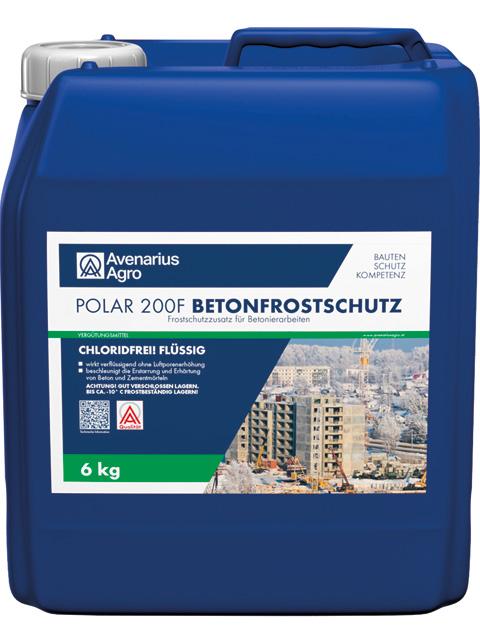 Produktbild Betonfrostschutz Polar 200 F