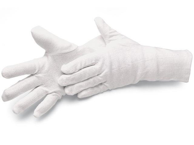 Handschuhe, Cotton Star long