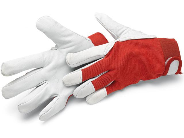 Handschuhe, Leather-Star