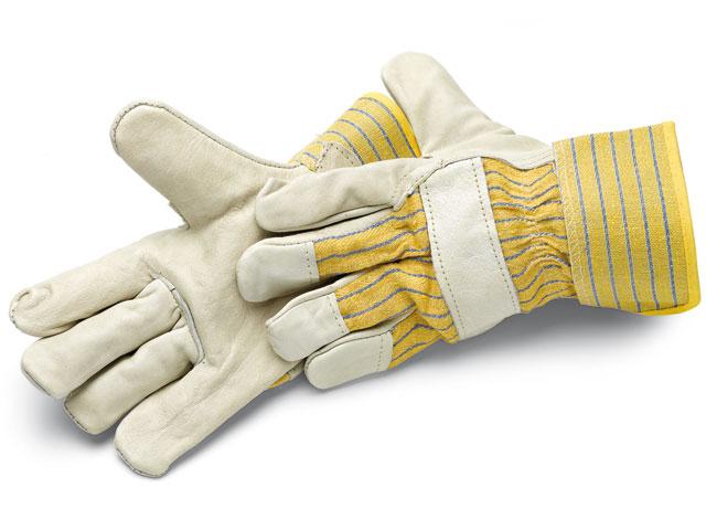 Handschuhe, Leather PRO