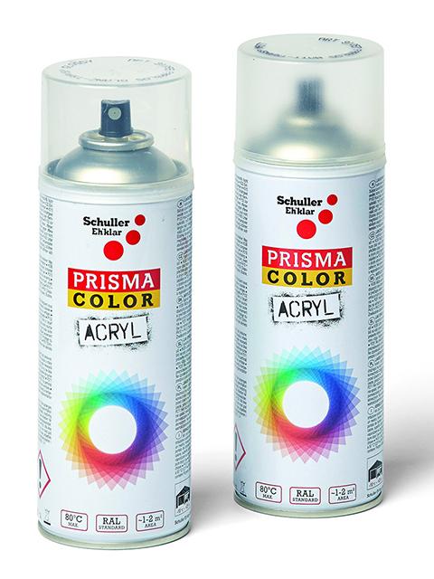 Prisma Color, Lackspray farblos