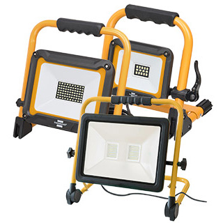 Mobiler LED Strahler JARO / Slim LED Strahler Mobil