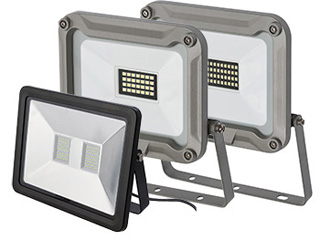 für den Außenbereich Brennenstuhl Mobiler Akku LED Strahler JARO 3000 MA