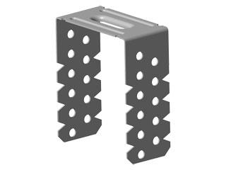 Direktabhänger 65mm, gebogen
