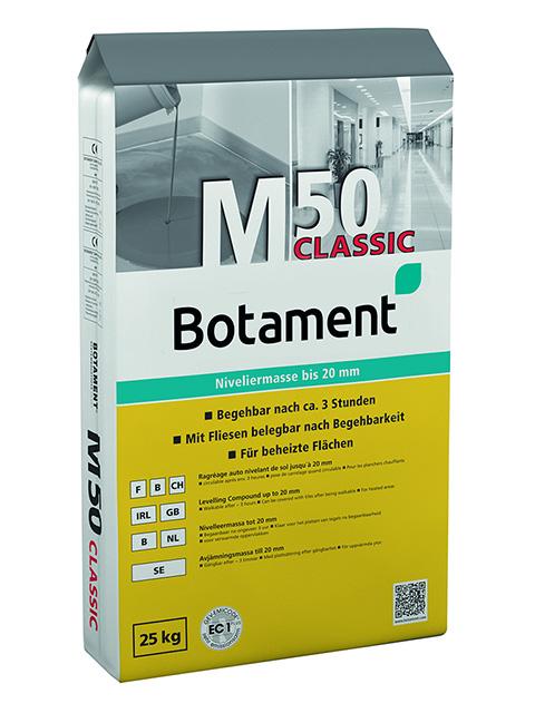 Produktbild BOTAMENT M 50 Classic