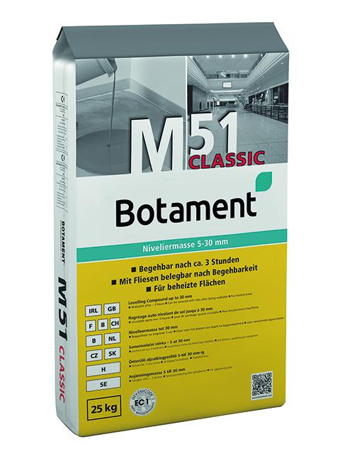 Produktbild BOTAMENT® M 51 Classic