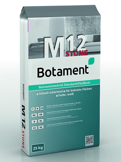Produktbild BOTAMENT® M 12 Stone
